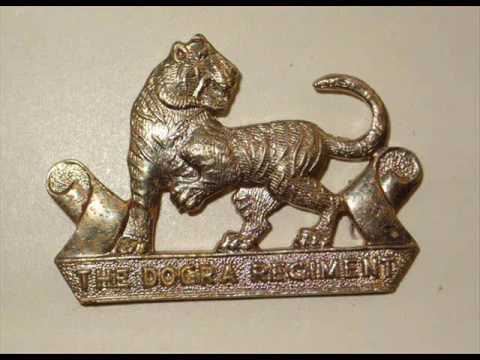 Dogra regiment Indian army