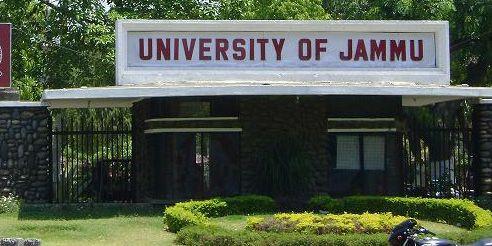 About Jammu University