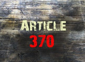 GST IMPACT ON ARTICLE 370
