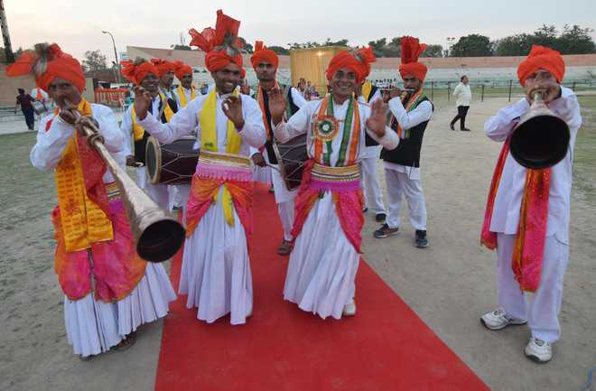 Dogra culture event