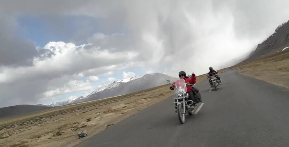 bike parul manali leh