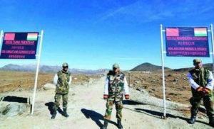India china ladakh