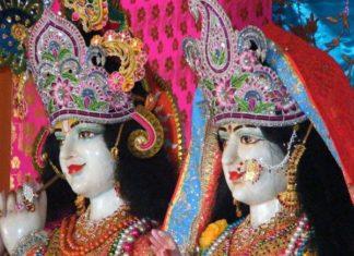 Iskcon temple, Muthi Jammu