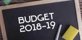 Budget-2018-19 jammu kashmir