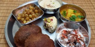 Navratri Vrat dogra dishes food