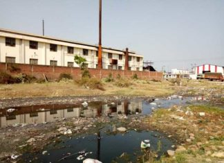 Industries polluting water bodies in Samba