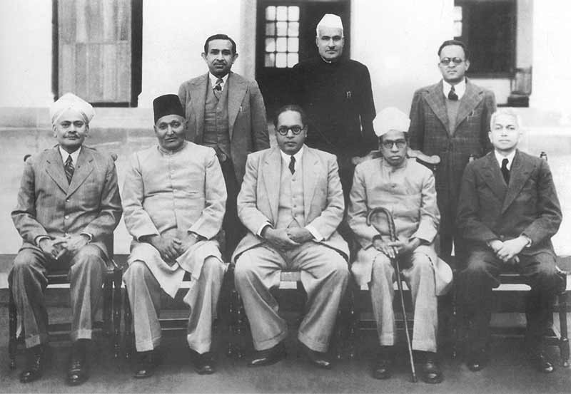 drafting committee constituent india