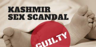 Kashmir sex scandal