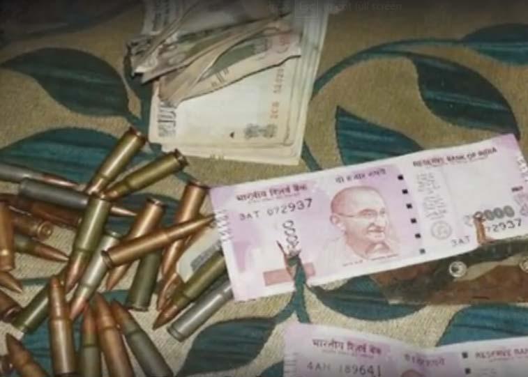 militancy money kashmir terrorism