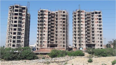 Jammu Development Authority flats