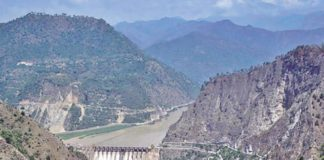 Salal Dam reasi