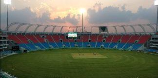 of Jammu cricket stadium