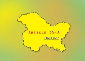 Abrogation of Article 35A
