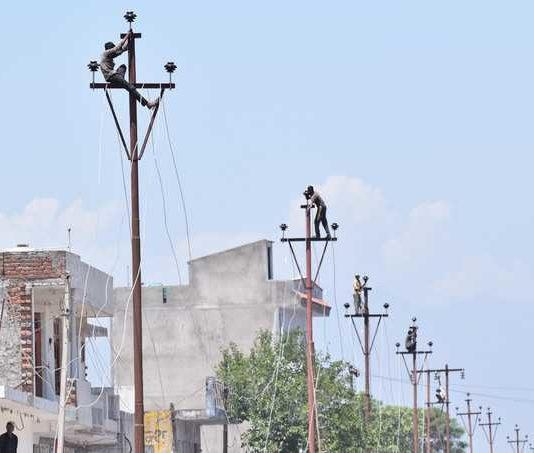 electricity jammu kashmir