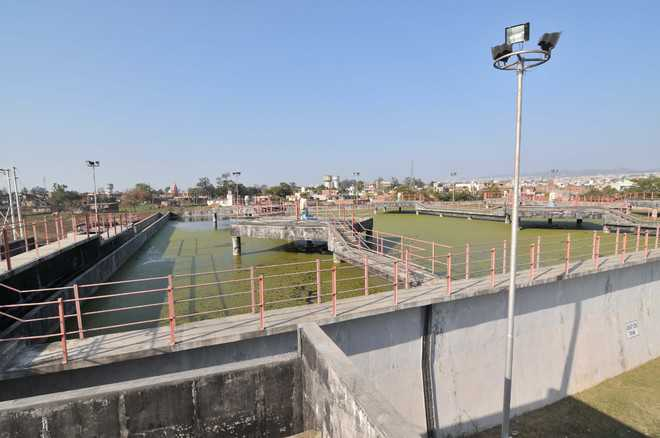 sewage treatment plants jammu kashmir