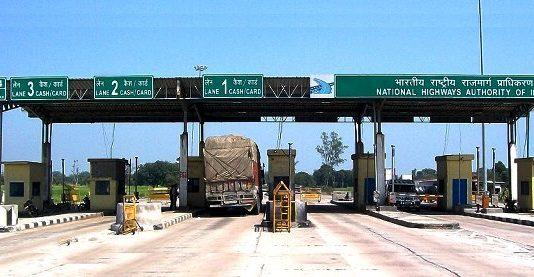 the Jammu-Akhnoor road toll