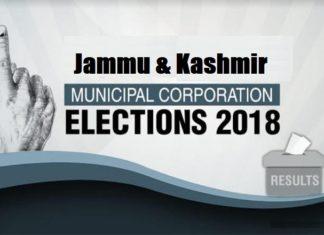 Jammu Kashmir-results- municipal