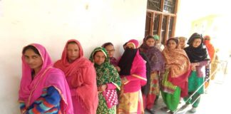 Panchayat elections ends peacefully in J&K