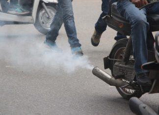 Pollution Jammu