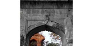 Jasrota fort Jammu