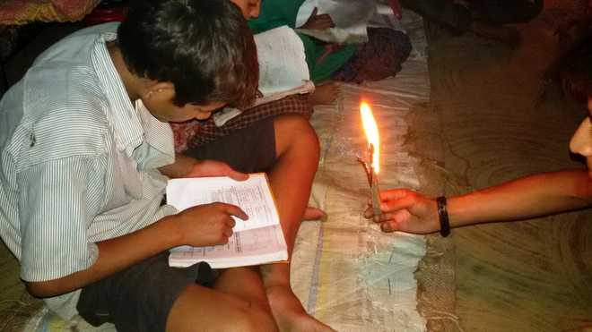 no electricity doda Jammu