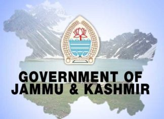 government of jammu kashmir