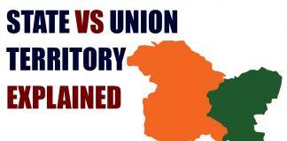 UT Jammu Kashmir explained